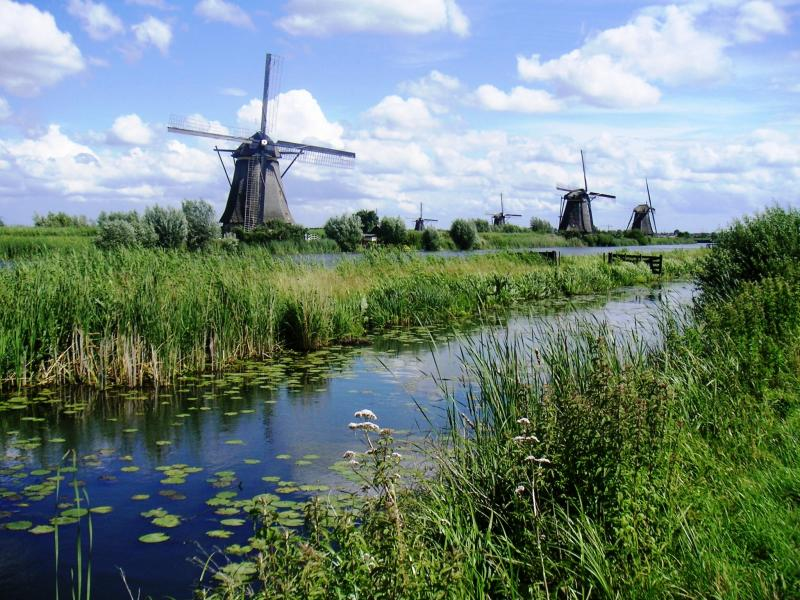 Or create a private tour including a visit of Kinderdijk with your ...